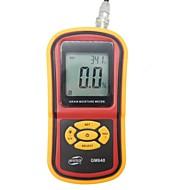 Benetech gm640 medidor de medidor de umidade de grãos 5% -30%
