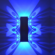 billige Vegglamper-LED Vegglamper Til Metall Vegglampe 85-265V 2W