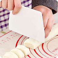 billige Bakeredskap-Bakeware verktøy Plastikker Multifunksjonell / Non-Stick / Kreativ Kjøkken Gadget Kake / Til Ost Pastry Cutters 2pcs