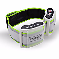 Legs Body Waist Abdomen Back Shoulder Buttocks Massager Belt Button Vibration Hot Pack Help to lose weight Portable Electric Relieve back