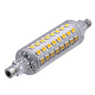 billige Kornpærer med LED-3W R7S LED-kornpærer T 64 leds SMD 2835 Varm hvit Kjølig hvit Naturlig hvit 300lm 2800-3200/4000-4500/6000-6500K AC 220-240 AC 110-130V