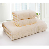 cheap Towels & Robes-Fresh Style Bath Towel Set,Solid Superior Quality 100% Cotton Towel