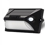 Il002-3b 12led lâmpada de contas solar bi-lâmpada led sensor de corpo luzes iluminação doméstica lâmpada de parede exterior luzes de