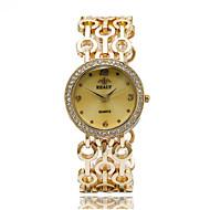 Homens Mulheres Quartzo Relógio de Pulso Venda imperdível Lega Banda Casual Fashion Prata Dourada Ouro Rose
