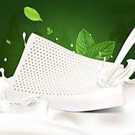 billige Hjemmetekstiler-Komfortabel-Overlegen kvalitet Naturlig Latex Pude Hodestøtte 100% Polyester