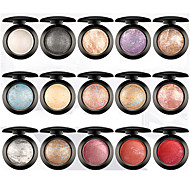 15 Oogschaduwpalet Glinstering Oogschaduw palet Poeder Dagelijkse make-up Feeërieke make-up Smokey make-up