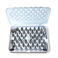 billige Bakeredskap-Bakeware verktøy Rustfritt Stål baking Tool For Småkake / Til Sjokolade / Til Kake Dessert dekoratører