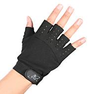 Sporthandschuhe Halbe Finger Klebrig Atmungsaktiv Komfortabel für Freizeit-Radfahren Übung & Fitness Bergsteigen Draußen Fitnessstudio