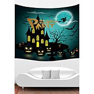 Wall Decor Polyester Halloween Wall Art,1