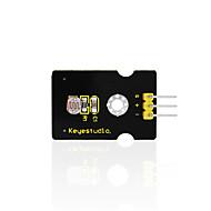 módulo de sensor de resistor dependente de luz de fotoresistor keyestudio para arduino