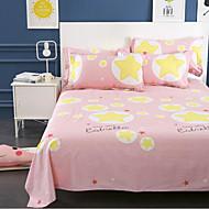 cheap Sheet Sets & Pillowcases-Comfortable Cotton Flat Sheet Stars