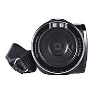 billige Overvåkningskameraer-andoer hdv-302s digitalt videokamera 3,0 tommers lcd 1080p hd 16x digitalt zoom digitalkamera med fjernkontroll