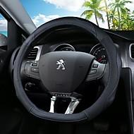 Copristerzo per auto Pelle 38cm Nero / Nero - rosso / Nero / Blu Per Peugeot 4008 / 408 / 3008 Tutti gli anni