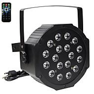 voordelige -U'King 30 W LED Par-lampen Geluidsgeactiveerd RGB 110-240 V / 1 stuks / RoHs / CE / FCC