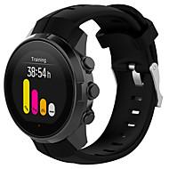 billiga Smart klocka Tillbehör-Klockarmband för SUUNTO Spartan Sport Suunto Sportband Silikon Handledsrem