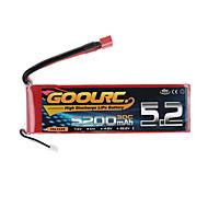 1pc batteri Fjernstyrede biler /buggy / lastbiler Fjernstyrede biler /buggy / lastbiler Metallisk