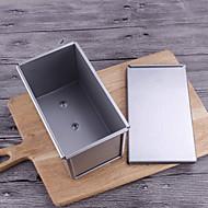 billige Bakeredskap-Cake Moulds Rektangulær Dagligdags Brug Aluminium baking Tool