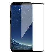 billiga Mobiltelefoner Skärmskydd-XIMALONG Skärmskydd för Samsung Galaxy S8 Plus Härdat Glas 1 st Displayskydd framsida / Heltäckande displayskydd Högupplöst (HD) / Reptålig / 3D böjd kant