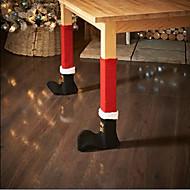 オットマンカバー 飾り ホリデー クリスマスForホリデーデコレーション