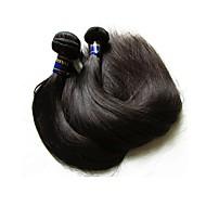 chinese best hair dodavatel prodávat peruánské vlasy vlasy hedvábí rovný 3bundles 300g dávka přírodní černá barva 100% lidské vlasy splétá