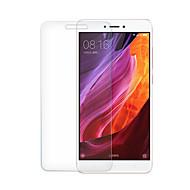 זכוכית מחוסמת מגן מסך ל Xiaomi Xiaomi Redmi Note 4 מגן מסך קדמי (HD) ניגודיות גבוהה קשיחות 9H קצה מעוגל 2.5D