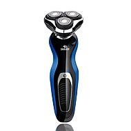 yy s300 bărbați bărbierit razor electric aparat de bărbierit reîncărcabil electric 4d reîncărcabil electric