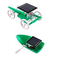 태양열 에너지 장난감 DIY 키트 교육용 장난감 과학&디스커버리 완구 장난감 광장 태양 에너지 DIY 남여 공용 Teen 조각
