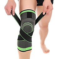 cheap Sports Support & Protective Gear-Knee Brace Thigh Support for Cycling Hiking Running Jogging Gym Unisex Adjustable Compression Stretchy Thermal / Warm Breathable