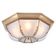 billige Taklamper-Den europeiske runde stuen lampe den europeiske runde stue lampen moderne enkel atmosfære