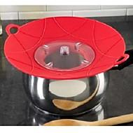 køkken gadgets silikone låg spil stopper pot cover kogepande låg redskaber