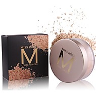 12 Powder Dry Mineral Loose powder Oil-control Face Cosmetic Beauty Care Makeup for Face