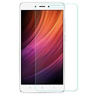 Hærdet Glas Skærmbeskytter for Xiaomi Xiaomi Redmi Note 4X Skærmbeskyttelse Ridsnings-Sikker Anti-fingeraftryk 9H hårdhed
