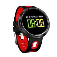 tanie Inteligentne zegarki-Inteligentny zegarek YY x9 v0 na iOS / Android / iPhone Pulsometr / Spalone kalorie / Długi czas czuwania / Odbieranie bez użycia rąk / Ekran dotykowy Czasomierz / Krokomierz / Rejestrator aktywności