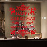 アートデコ コンテンポラリー ウインドウステッカー,ポリ塩化ビニル 材料 窓の飾り