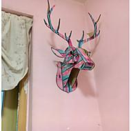 壁の装飾 ウッド クラシック風 ウォールアート,1