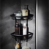 Χαμηλού Κόστους Σειρά μπάνιο-Ράφιι μπάνιου Υψηλή ποιότητα Μοντέρνα Μεταλλικό 1 τμχ - Ξενοδοχείο μπάνιο Επιτοίχιες
