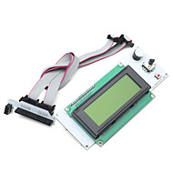 "Geeetech LCD2004 Smart Controller 3""  LCD Display Module for 3D Printer"