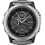 tanie Inteligentne zegarki-Inteligentny zegarek GPS Pulsometr Wodoszczelny Spalone kalorie Krokomierze Rejestr ćwiczeń Śledzenie odległości Długi czas czuwania