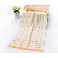 Frisse stijl Was Handdoek,Gestreept Superieure kwaliteit Polyester / Katoen Mix Keper Handdoek