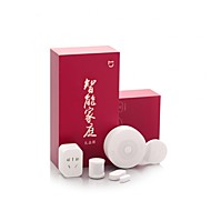 cheap Security Sensors & Alarms-Xiaomi Mijia 5 in 1 Smart Home Security Kit Multifunction Gateway/Smart Socket/Wireless Switch/Human Body Sensor/Window and Door Sensor
