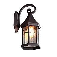 billige Vegglamper-Moderne / Nutidig Vegglamper Metall Vegglampe 110-120V / 220-240V 60W
