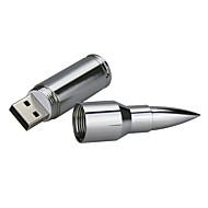 32gb metal kulička usb 2.0 usb flash drive pen drive paměťová karta pendrive u disk flash drive stříbrná / zlatá
