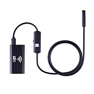 wifi endoscoop camera 8mm hd waterdicht ipx67 borescope inspectie endoskop 1.5m iOS android laptop slang tube camera