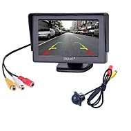 ZIQIAO XSP01S-001 Car Rear View Camera Audio and Video Parts Cable for Car