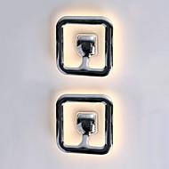 Omgivelseslys 16W AC 110-120 AC 220-240V Integrert LED LED Traditionel / Klassisk Moderne / Nutidig Krom Til
