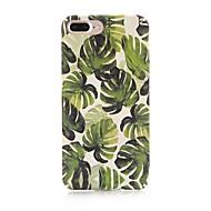 billiga Mobil cases & Skärmskydd-fodral Till Apple iPhone X iPhone 8 Frostat Mönster Skal Träd Hårt PC för iPhone X iPhone 8 Plus iPhone 8 iPhone 7 Plus iPhone 7 iPhone