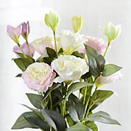 2 Gren Plastikk Planter Bordblomst Kunstige blomster