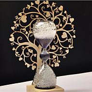 Χαμηλού Κόστους Κεριά & Κηροπήγια-Μοντέρνο / Σύγχρονο Ξύλο Κηροπήγια Κηροπήγιο 1pc, Κερί / Κερί