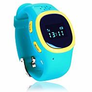 tanie Inteligentne zegarki-Zegarki dziecięce JSBP520 na iOS / Android / iPhone GPS / Odbieranie bez użycia rąk / Krokomierze / Informacje / SOS Krokomierz / GSM(850/900/1800/1900MHz) / Czujnik grawitacji / Żyroskop / MTK6260
