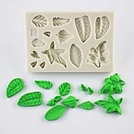 Bageværktøj Silikone Gummi / silica Gel / Silikone Nonstick / Bagning Værktøj / 3D Småkage / Chokolade / For Køkkenredskaber Cake Moulds 1pc